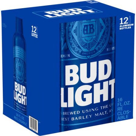 Bud Light 12 Pack ... Awesome Design