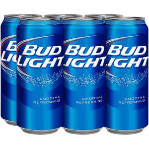 Bud Light 6 Pack ... Photo