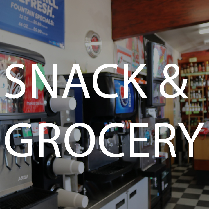 SNACK & GROCERY